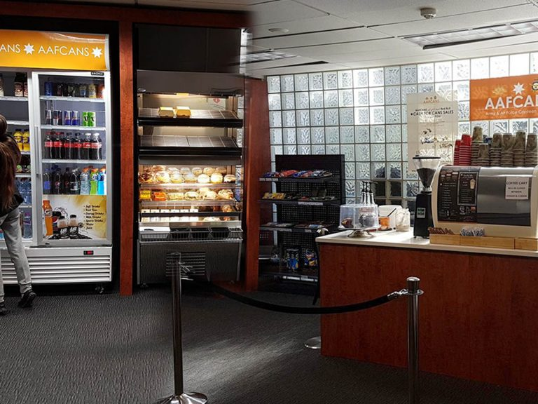 RAAF Laverton 474 Kiosk