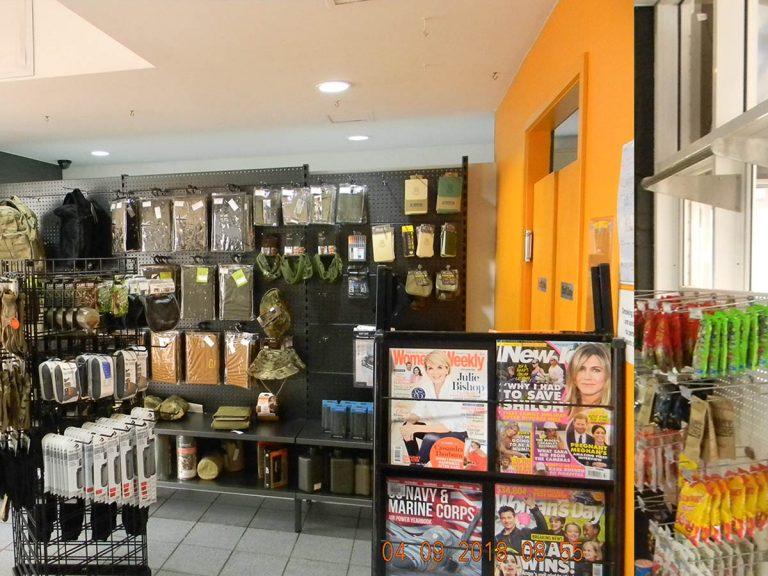 ADFA CAFE REFRESH