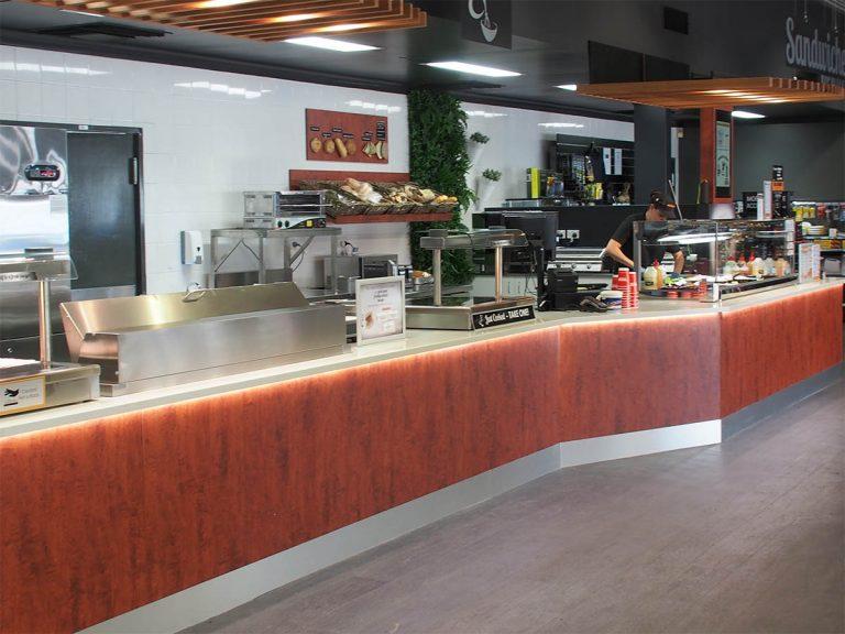 RAAF Amberley Canteen