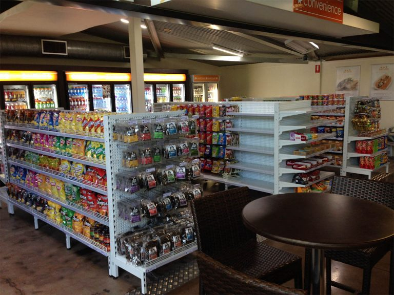 Lavarack Barracks Toms Cafe Refresh