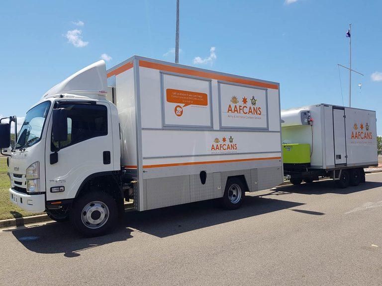 New Mobile Amenities Fleet