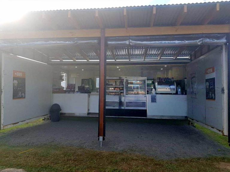 RAAF Richmond Trojan Kiosk