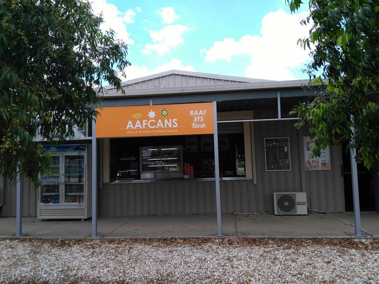 RAAF Amberley SFS Kiosk