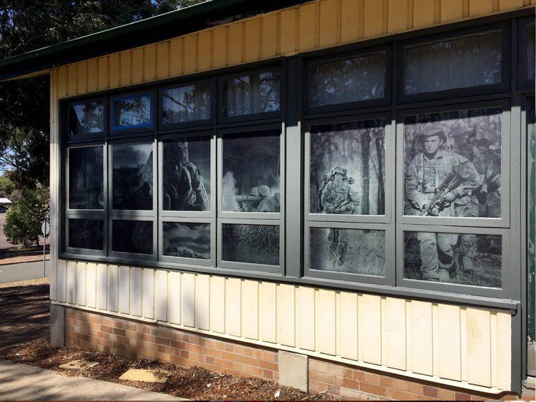 Lone Pine Barracks Canteen