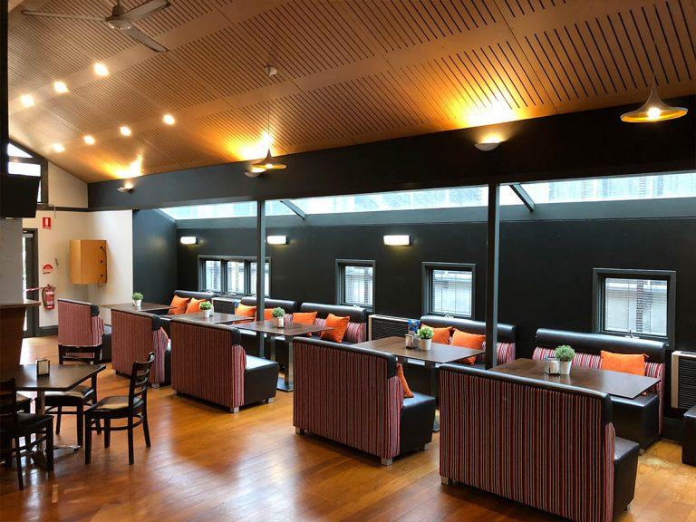 Victoria Barracks Sydney Cafe