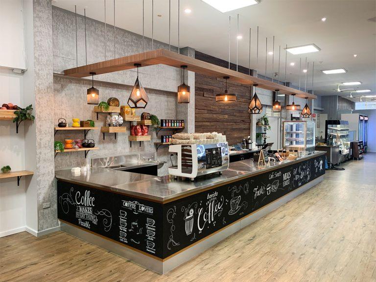 Holsworthy New Coffee Lounge