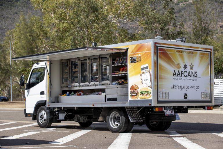 New Mobile Amenities Vehicle