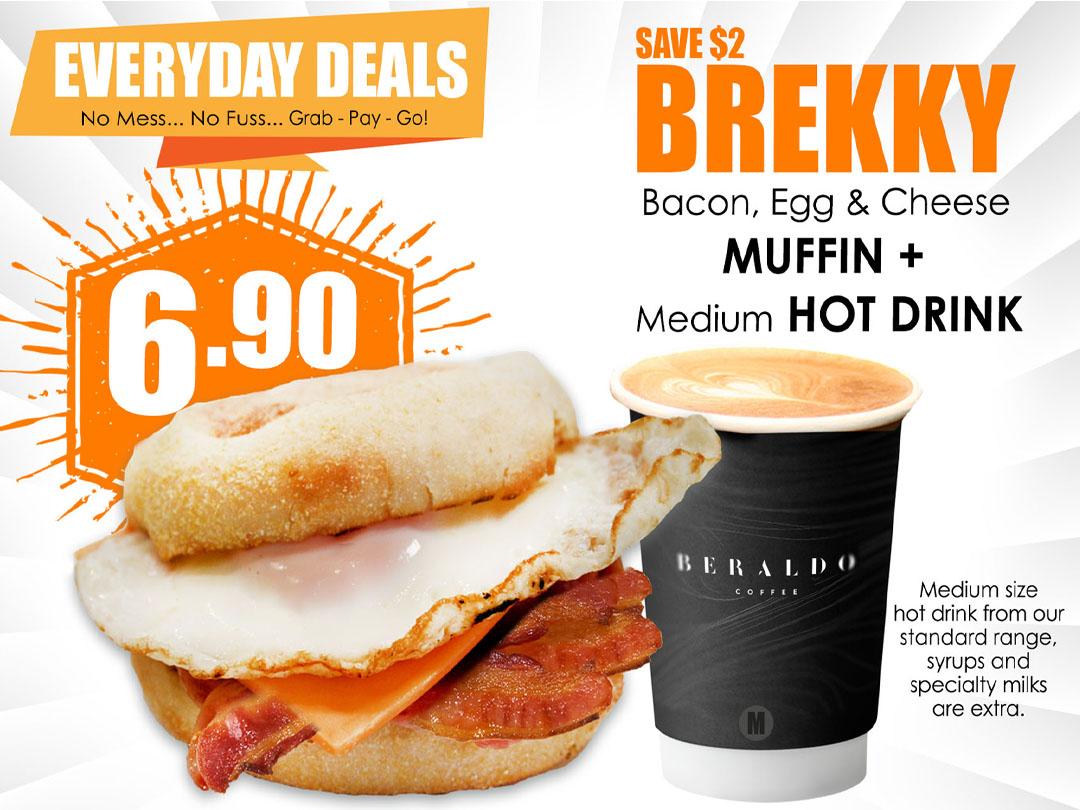 Brekky Deal