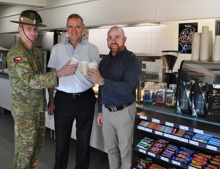 New Veteran Owned Coffee Offer