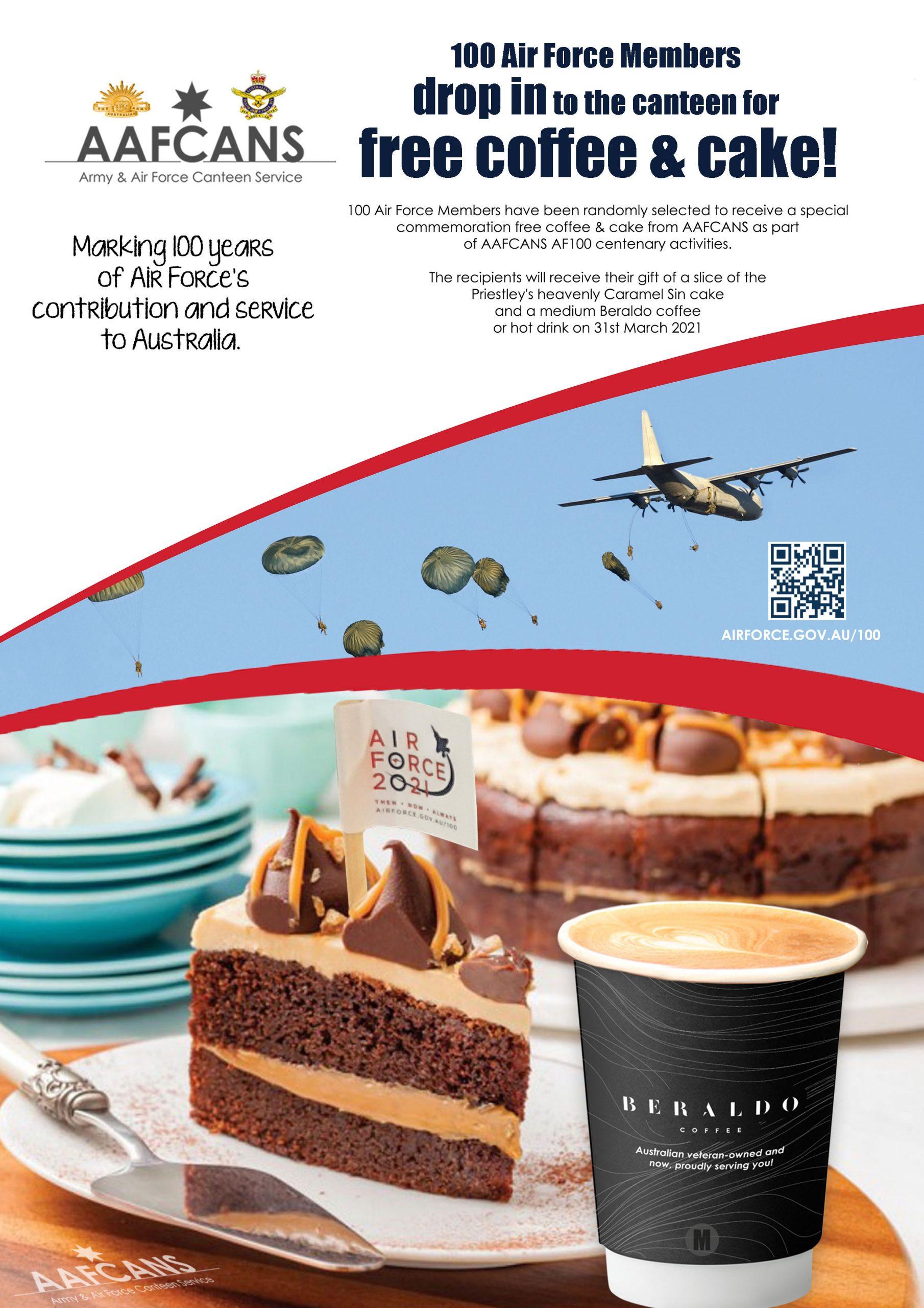 AF100 Coffee Cake