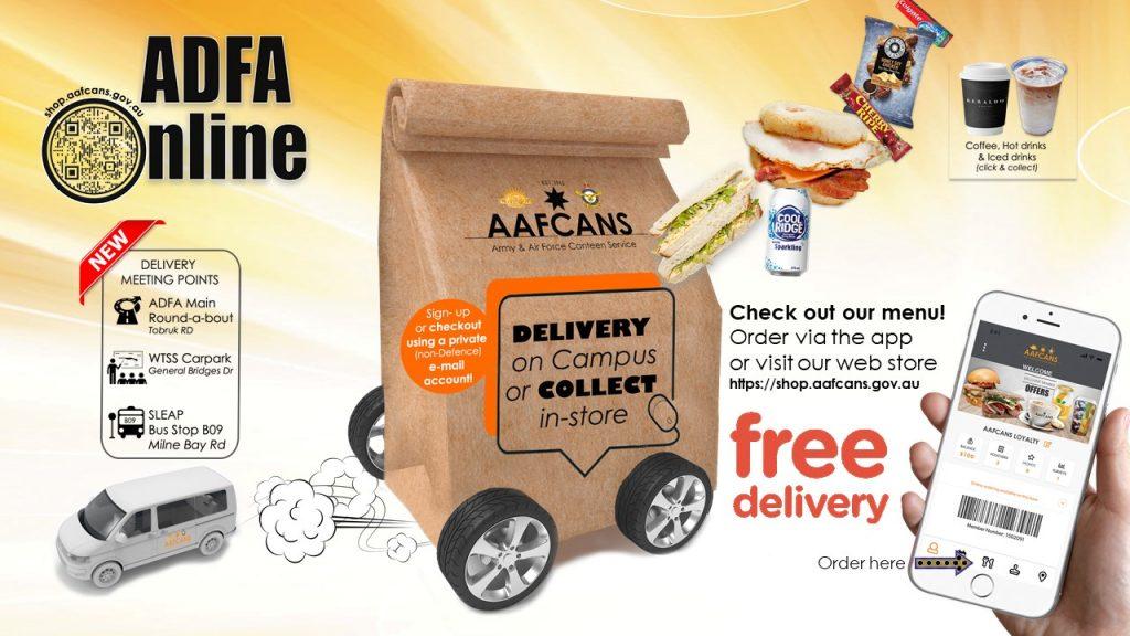 ADFA Delivery