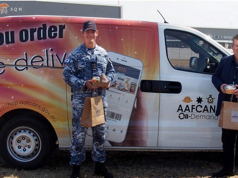 RAAF Amberley Online Ordering
